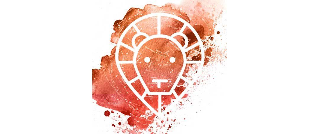 Le signe astrologique du Lion